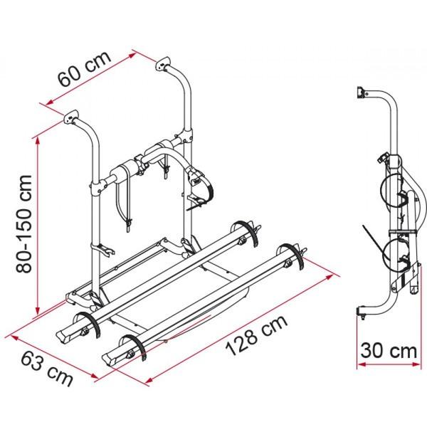 Bike Rack/Carrier UL